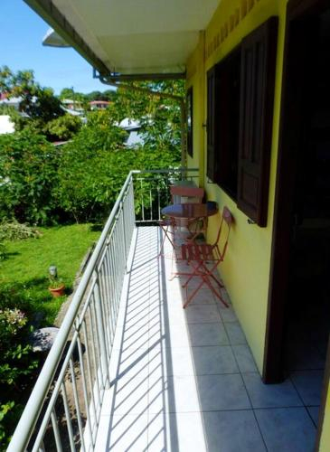 Studio in Remire-Montjoly, with enclosed garden and WiFi - 3 km from the beach, Rémire-Montjoly