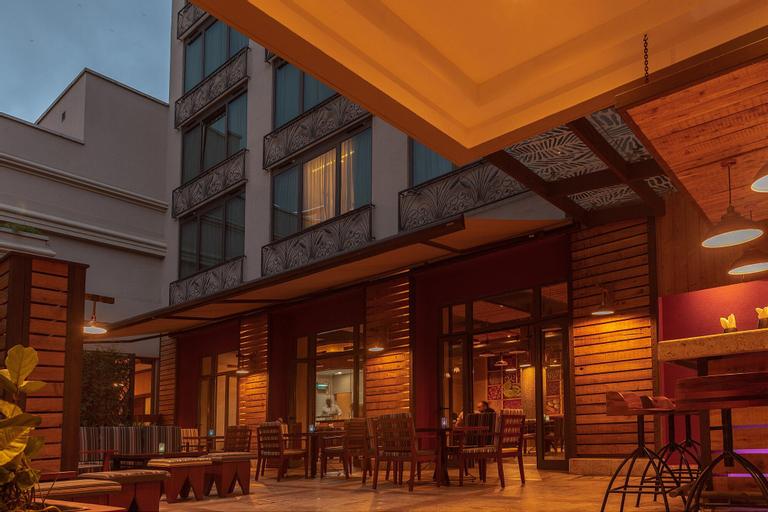 Nairobi Serena Hotel, Dagoretti North
