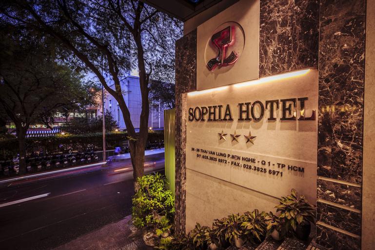 Sophia Hotel, Quận 1