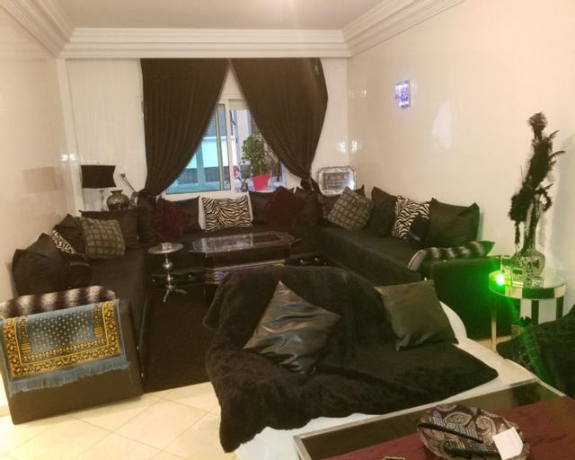 Luxe Appartement, Casablanca
