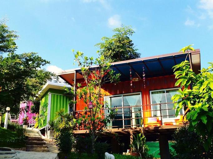Hi Cube Suanphung resort, Suan Phung