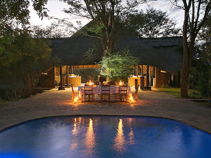 Masuwe Lodge, Hwange