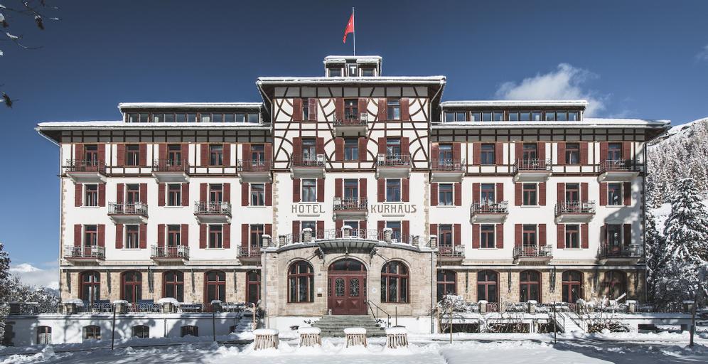 Hotel Kurhaus Bergün, Albula