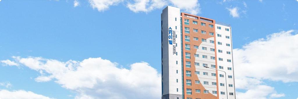Sky Hill Hotel, Jeju