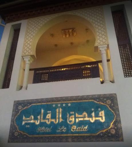 Le Caid, Bou Saada