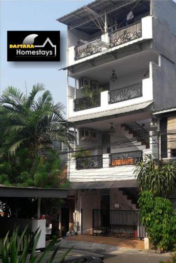 Daftara Homestay, Central Jakarta