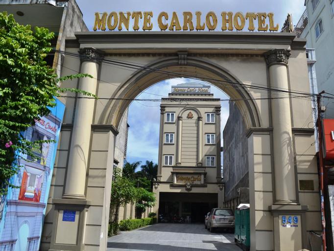 Monte Carlo Hotel Hai Phong (Pet-friendly), Hải An