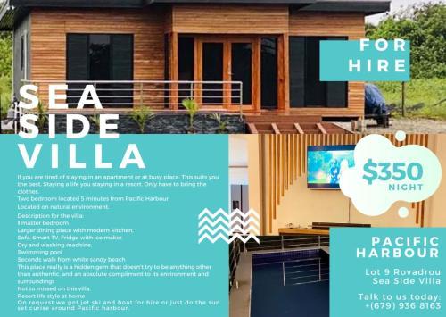 Na Soli Vinaka Villa's & Apartment, Serua