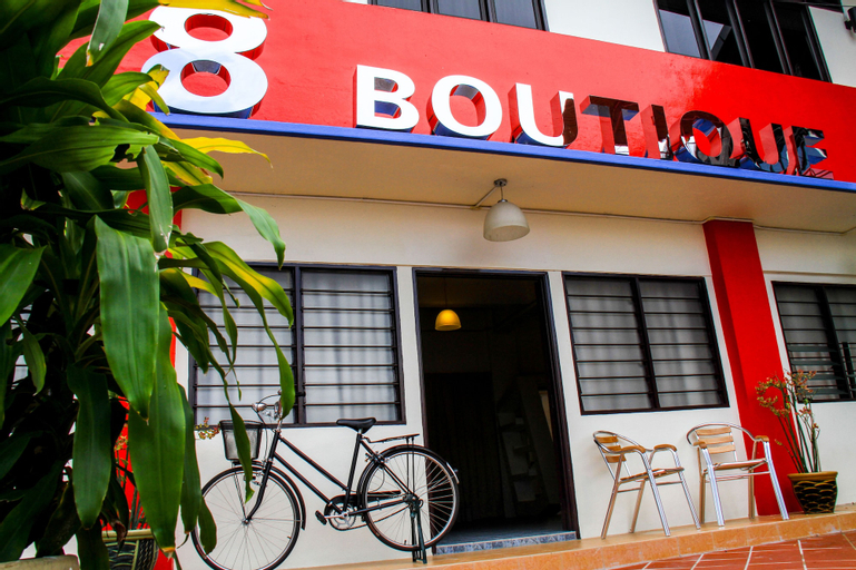 8 Boutique By The Sea, Pulau Penang
