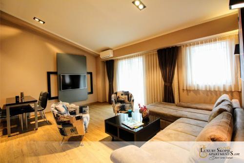 Luxury Skopje Apartments,