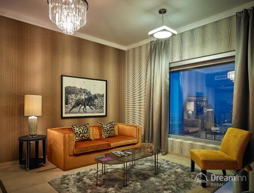 Dream Inn Dubai Apartments - 48 Burj Gate Luxury Homes,