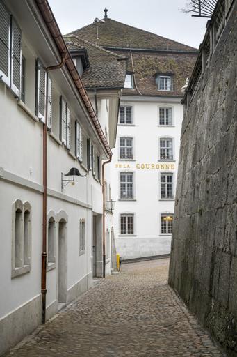 La Couronne Atelier Dependance, Solothurn