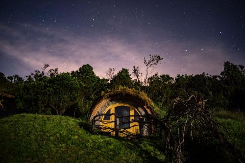 The Secret Garden Cotopaxi, Mejía