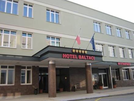 Hotel Baltaci Atrium, Zlín