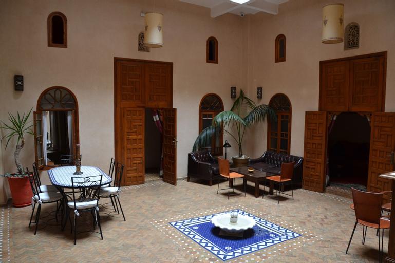 Riad Sakina, Rabat