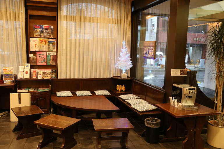 Hotel New Station, Matsumoto