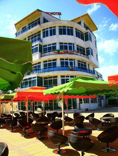 Dimitri Hotel, Addis Abeba