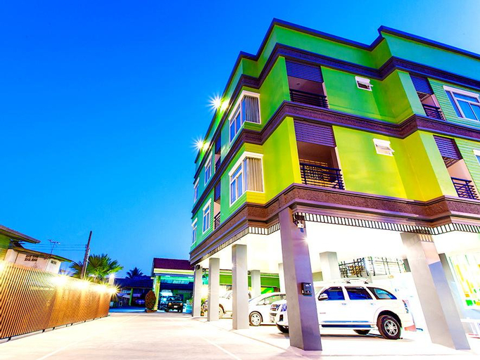 Prasurt Place, Muang Chiang Rai