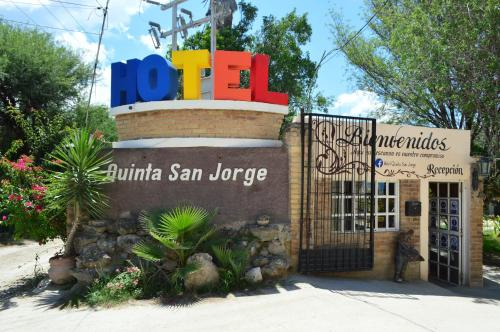 Hotel Quinta San Jorge, Tula