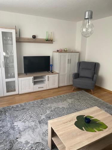 Angebot 3 ein halb Zimmerwohnung Mainz Oberstadt mit WLAN und Parkplatz, Mainz