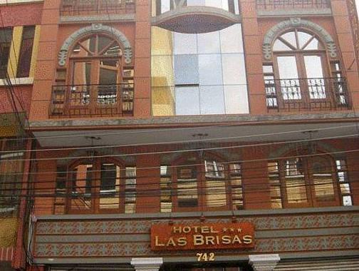 Las Brisas, Pedro Domingo Murillo
