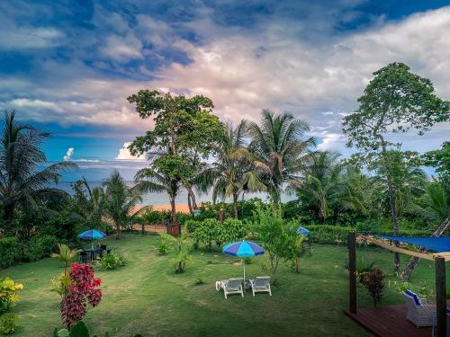 Oasis Bluff Beach, Bocas del Toro