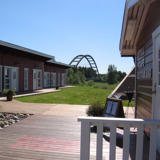 Lappeasuando Lodge, Kiruna