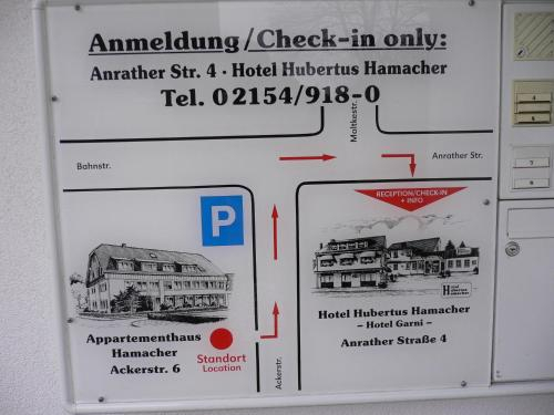 GASTEHAUS Hotel Hubertus, Viersen