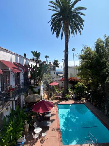 Villa Rosa Inn, Santa Barbara