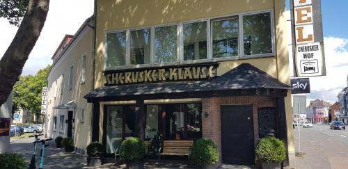 Hotel Cherusker Hof, Paderborn