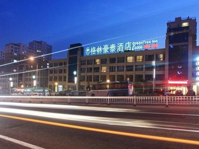 GreenTree Inn Shandong North Weihai Station North International Bathing Beach Business Hotel, Weihai