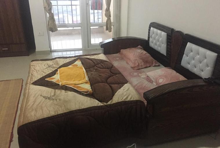 Newly Furnished Studio Apartment With Balcony, Mathura