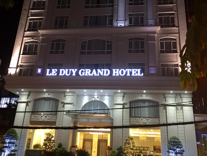 Le Duy Grand Hotel, Quận 3