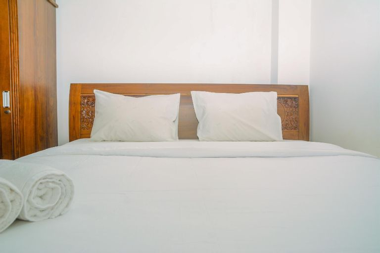 Comfy and Beautiful 1BR @ The Hive Apt By Travelio, East Jakarta