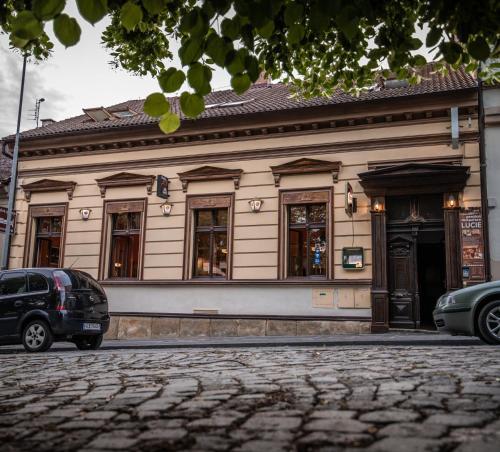 Penzion Lucie, Jičín