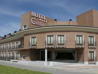 Hotel II Castillas Ávila, Ávila
