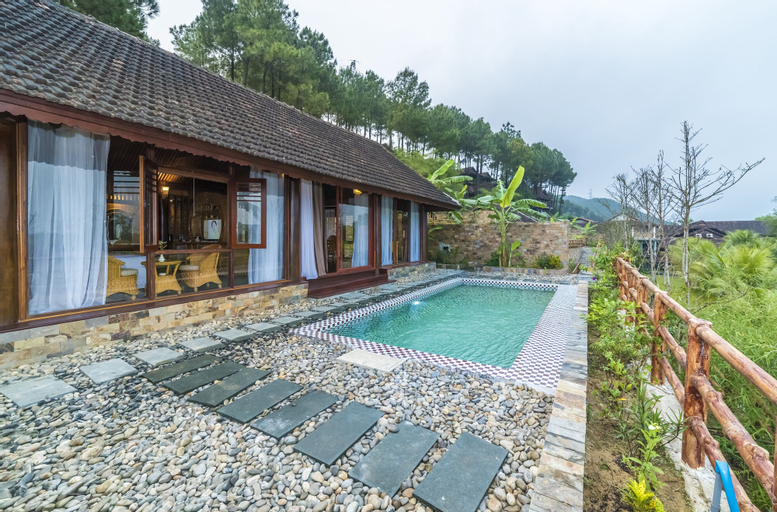 Sankofa Village Hill resort and Spa, Hương Trà