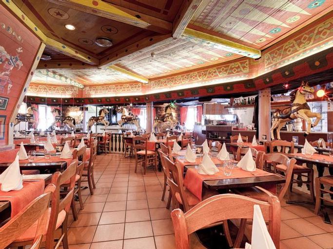 Hotel Restaurant Resslirytti, Basel