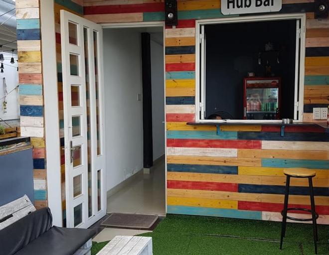 Saigon Hub Hostel, Quận 1