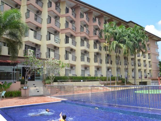 Jana View Condotel, Larut and Matang