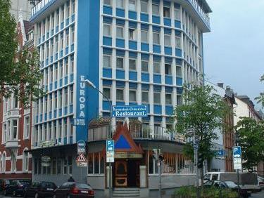 Hotel Europa, Offenbach am Main