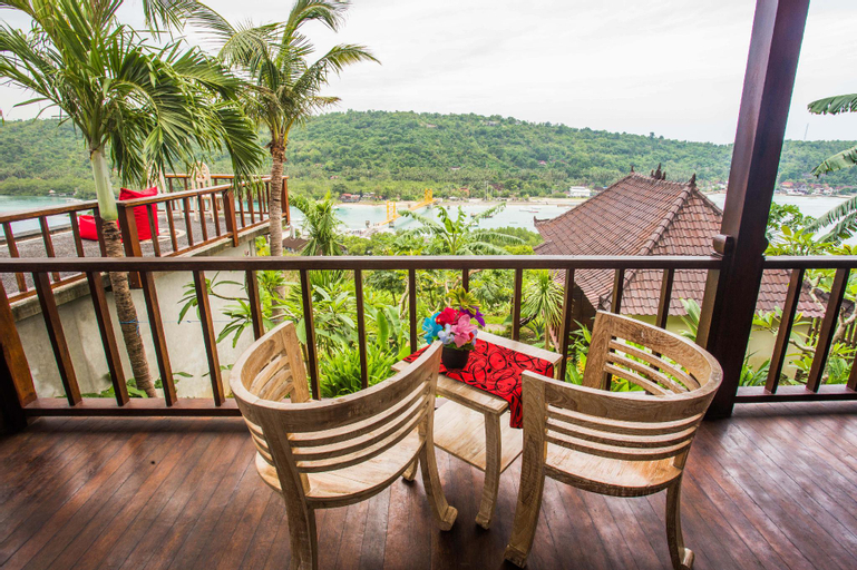 Bukit Ancak Lembongan Villa, Klungkung