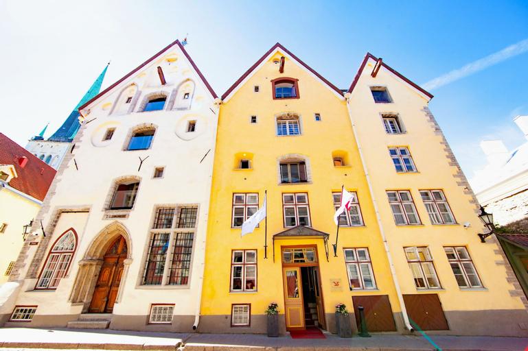 The Three Sisters Hotel, Tallinn