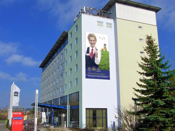 Best Western Plaza Hotel Zwickau, Zwickau