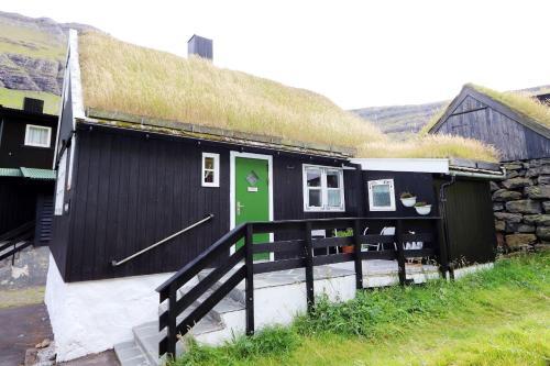 holiday cottage in Tjørnuvik, Sunda