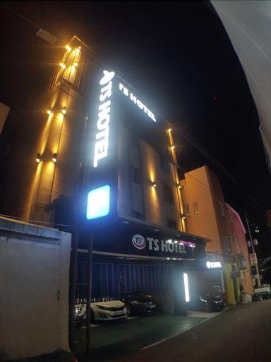 TS Hotel, Geumjeong