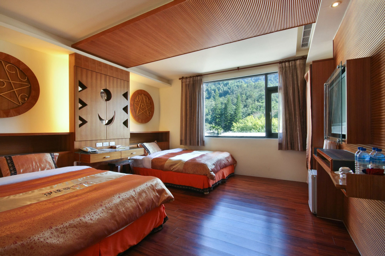 Itathao Vocation Hotel, Nantou