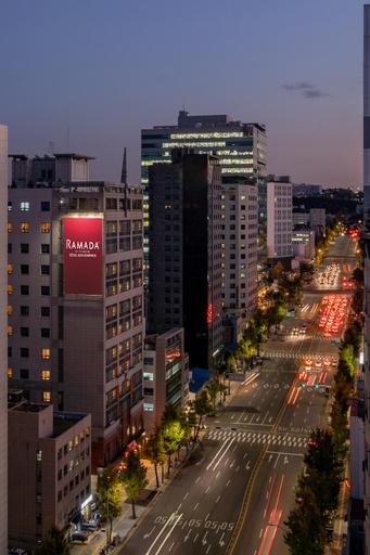 Ramada By Wyndham Seoul Dongdaemun, Jongro
