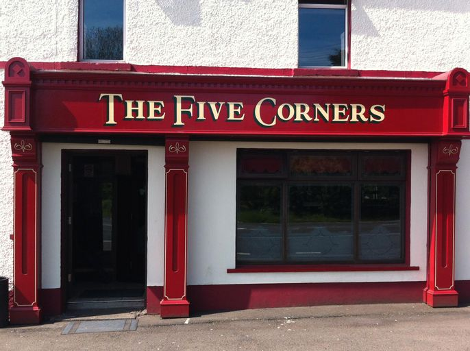 5 Corners Guest Inn, Antrim and Newtownabbey
