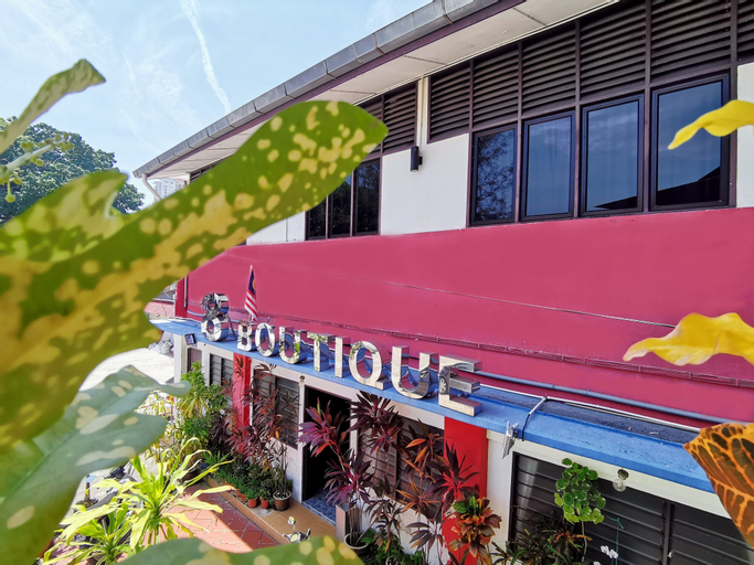 8 Boutique By The Sea Hotel, Penang Island